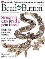 Lo Scrigno dei Segreti: Bead and Button June 2001