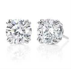 27.  Diamond Studs