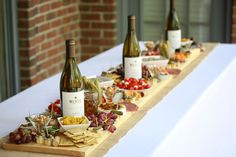 How to Make an a beautiful Antipasto Board Table Runner. #ad