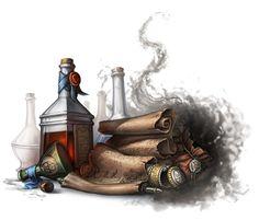 Alchemikas by GaiasAngel