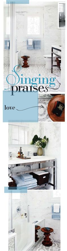 the Style at Home October '11 issue. (Styling by Margot Austin) - Photos by Virginia MacDonald)