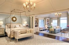17 Charming Bedrooms With Beautiful Loveseat