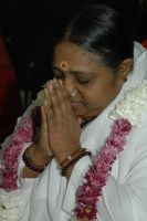 """I'd love to go to India and meet """"Amma"""" Mata Amritanandamayi, the Hindu spiritual leader referred to as """"The Hugging Saint."""""""