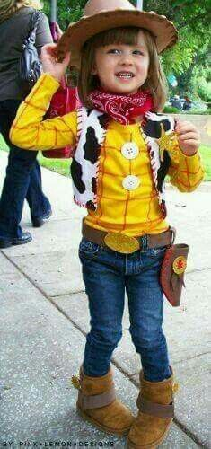 Woody from Disney Movie Toy Story