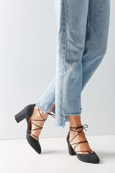 Intentionally Blank Hatter Heel - Urban Outfitters