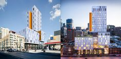Ryerson University, Church Street Development / Perkins + Will / Toronto, Ontario, Canada