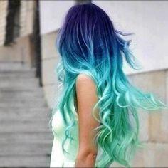 cabelos coloridos tumblr - Pesquisa Google