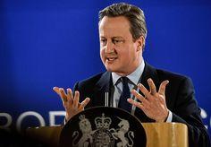 Em sua última cimeira de Bruxelas, David Cameron advertiu seus homólogos da UE que nada menos seria aceitável para o público britânico depois de um resultado do referendo decisivo