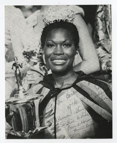 Miss Black America 1973 Arniece Russell (NY)