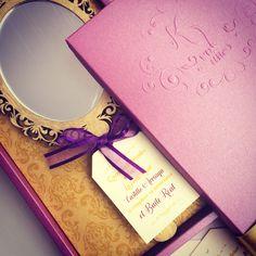 Lindo espejo apra fiesta princesa #mirrorinvitation