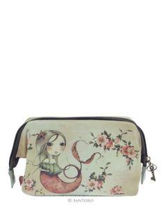 Frame-Clutch-Case-Cosmetic-Bag-Mergirl-Santoros-Mirabelle
