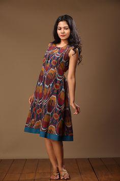 Ferghana Dress – Seamstress