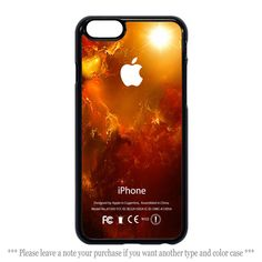 Comodos Orange Blood Galaxy Nebula Cases Cover iPhone 4 4s 5 5s 5c 6 6 plus Case #UnbrandedGeneric