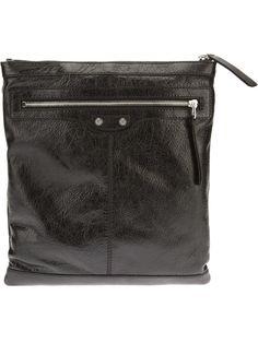 c86893794eea Balenciaga Messenger Bag in Black for Men Balenciaga Mens