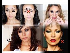 Assista esta dica sobre MAKE PARA OLHOS SEPARADOS, COMO MEDIR | SIMETRIA DA FACE #truquesdemaquiagem e muitas outras dicas de maquiagem no nosso vlog Dicas de Maquiagem.