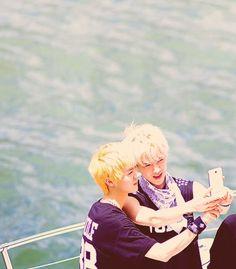 EXO Luhan & Sehun