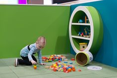 All stores have fun play zones for your little ones to enjoy.