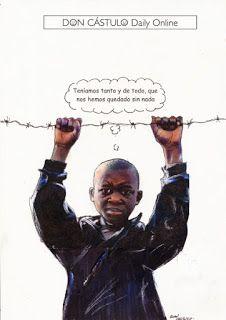Don Cástulo: Loto Congo