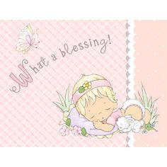 precious moments baby girl thank you notes deb mercado congratulations new baby