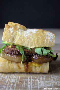 Saftiges Steak, süß-saure Zwiebeln - ein tolles Jamie Oliver Sandwich