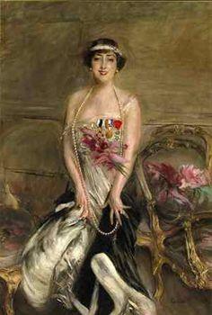 'Ritratto Di Lady Michelham'