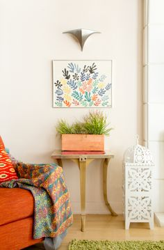 Justina Blakeney: New Work: Nicole Brown's Eclectic, Worldly WeHo Home