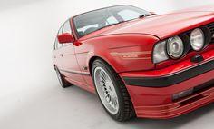 Alpina B10 3.5 BMW E34 5-Series - BMW 5 Series E34 (1988–1996) Bmw 525, Bmw Dealership, Bmw 5 Series, Bmw Classic, Old School Cars, Bmw Alpina, E34, Bmw 2002, New Bmw
