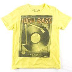 Camiseta Vintage High Bass | Camiseteca