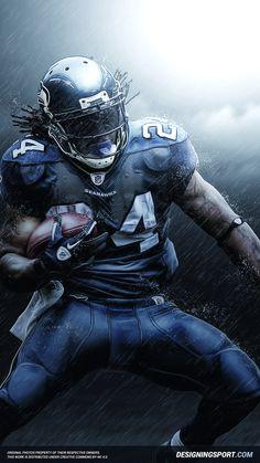 NFL'Elements' Design Series Wallpaper pack, ft. JJ Watt, Marshawn Lynch, Chandler Jones, Rob Gronwkoski, and Wes Welker