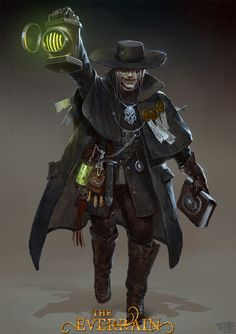 Hello everyone, Grimlords Game are running their latest Kickstarter and they have 45 hours to go. They gave me the greenlight to post some concept art I did for their game. Character Concept, Character Art, Concept Art, Steampunk, D D Characters, Fantasy Characters, Bioshock, Dark Fantasy, Fantasy Art