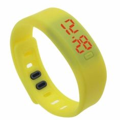 4.18$  Watch now - http://dij55.justgood.pw/go.php?t=198736205 - LED Silicone Sport Digital Wristband Watch