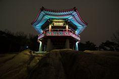 Temple of Korea