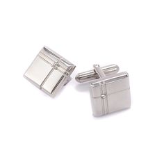 Ανδρικά μανικετόκουμπα  ατσάλι ζιργκόν Cufflinks, Jewels, Accessories, Fashion, Moda, Bijoux, Fashion Styles, Gemstones, Fasion