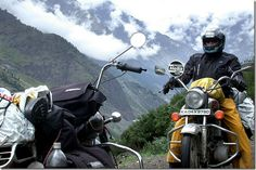 Can you imagine riding in such scenery?!  (11 Most Important Riding And Motorcycle Tips For Rains or Monsoon)