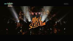 #BTS #방탄소년단 ❤ performing '불타오르네' FIRE on music bank.