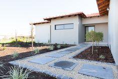 1058 on Schapejacht - Crontech Consulting Building Architecture, Interior Architecture, Interior Design, Garden Landscape Design, Garden Landscaping, Paver Stones, Stone Steps, Concrete Pavers, Country Estate