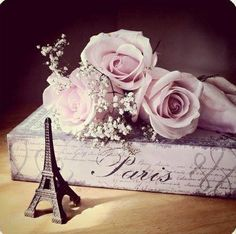 With love… Paris on We Heart It... | luna mi angel