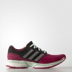 adidas - Tênis Response BOOST TECHFIT Feminino