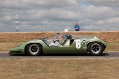 Marcos Mantis XP: Wooden monocoque chassis, Repco-Brabham V8, no development budget. Amazing also-ran...