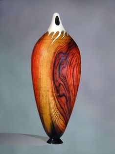 Wood turning by Donald Derry