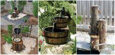 Ha van egy kisebb kerted akkor feldobhatod a kinézetét és a hangulatát különböző dekorációkkal. Ma szeretnénk bemutatni nektek milyen jól mutatnak a kertben a fából készült kutak, amely a gyerekek arcára is mosolyt csalogat, hiszen a víz egy élettel teli elem, amely hangulatossá teszi a környezetünket.Mit főzzek holnap? Recept ötletek[...]