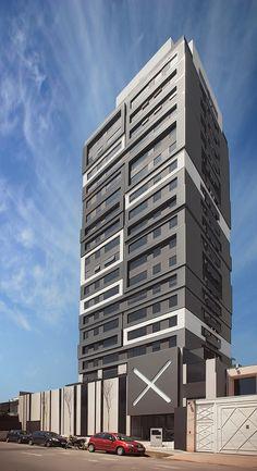 Edifício Campo Belo / RoccoVidal Perkins+Will