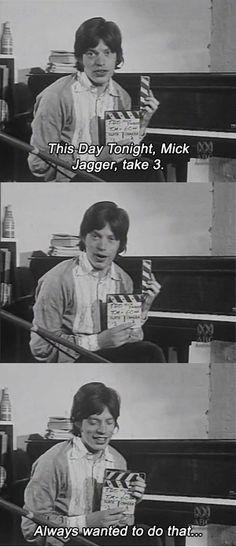 Me too Mick... Me too