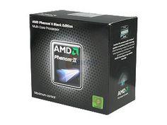 AMD Phenom II X4 975 Black Edition Deneb 3.6GHz Socket AM3 125W Quad-Core Desktop Processor HDZ975FBGMBOX