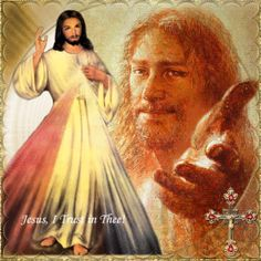 Divine Mercy every day !every hour! every minute !every second! I need you Lord !!!!!