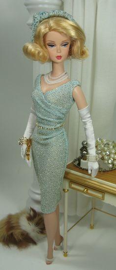 Clandestine For Silkstone Barbie 2011