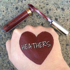 Anastasia Beverly Hills Liquid Lipstick: Heathers #ABH #AnastasiaBeverlyHills…