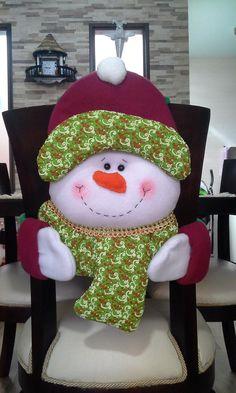 Christmas Placemats, Christmas Applique, Christmas Table Decorations, Diy Christmas Ornaments, Christmas Time, Christmas Stockings, Holiday Decor, Felt Doll Patterns, Xmas Dinner
