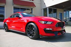 2016 Ford Mustang Shelby GT350, Tech Package, Navigation, Leather, More!