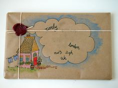 Making snail mail pretty, unfortunately mail system does not allow string anymore gets caught in the automated systems